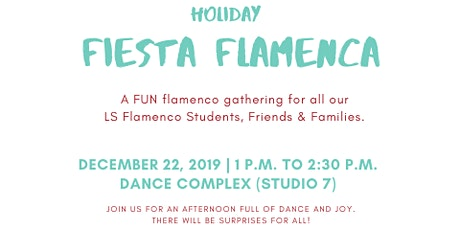 Holiday Fiesta Flamenca tickets
