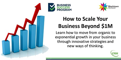 How to Scale Your Business Beyond $1M tickets