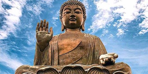 Amitabha Buddha's Birthday Celebration Ceremony + Korean Vegetarian Feast