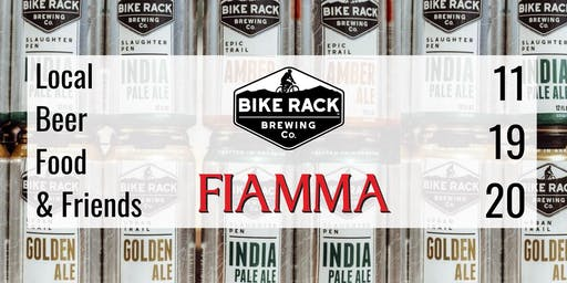 Fiamma & Bike Rack's 5 Course Beer Pairing Dinner
