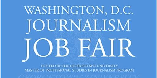 2020 D.C. Journalism Job Fair - Recruiter Registration