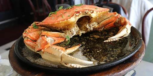 Dungeness Crab Fest at Cavallo Point