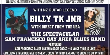 Road To Chicago - Billy TK JNR tickets