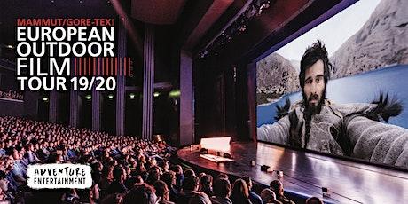 European Outdoor Film Tour 19/20 - Blue Mountains tickets