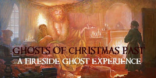 Ghosts of Christmas Past GHOST & CHRISTMAS LIGHTS TOUR