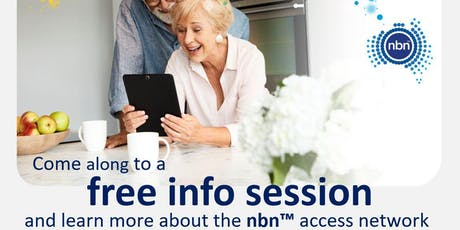 NBN Information Session tickets