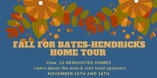 Fall for Bates-Hendricks Home Tour