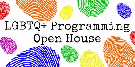 CAMP Presents: LGBTQ+ Programming Open House tickets