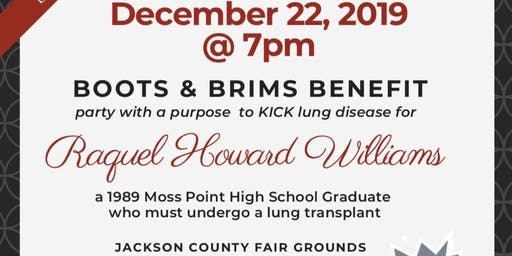 Boots and Brims Benefit