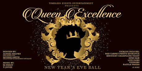 Queen Excellence New Year's Eve Ball tickets