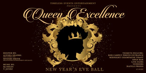 Queen Excellence New Year's Eve Ball