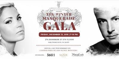 Gabrielle's Angel Foundation The Winter Masquerade Gala SF Series
