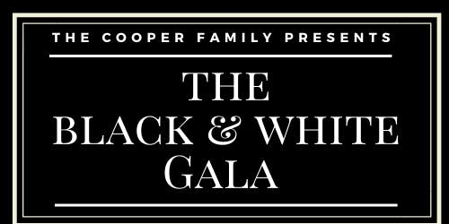The Cooper Family Presents: The Black & White Gala