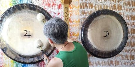 Gong Sacred Sound Bath Meditation tickets