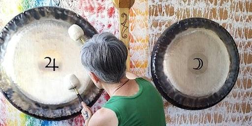 Gong Sacred Sound Bath Meditation