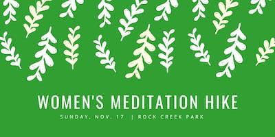 Women's Meditation Hike