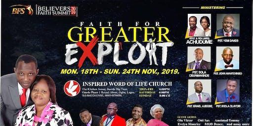 Believers Faith Summit