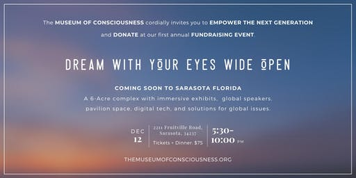 Museum of Consciousness & AWOW Fundraiser Event