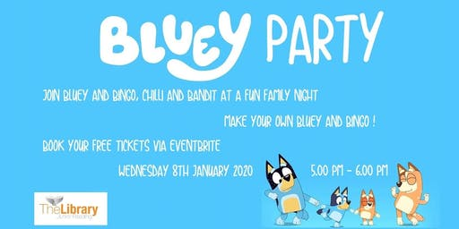 Bluey Party