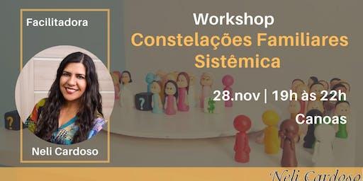 Workshop - Constelação Familiar Sistêmica