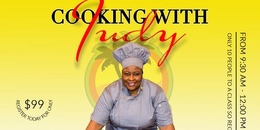 Cooking with Miss Judy