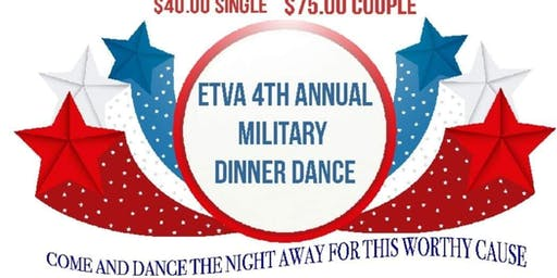 ETVA 4th Annual Military Dinner Dance