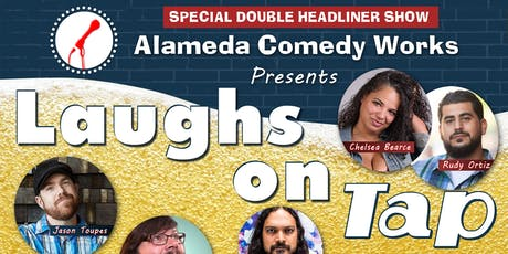 Alameda Comedy Works Presents Laughs on Tap at Faction Brewing tickets