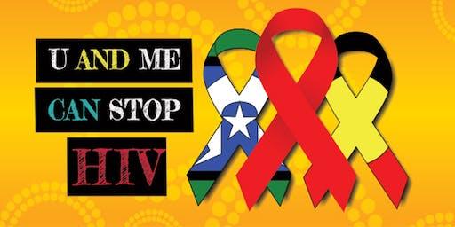 Aboriginal and Torres Strait Islander HIV Awareness Week (ATSIHAW).