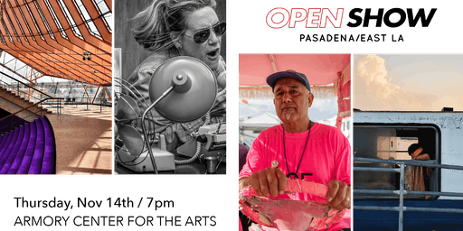 Pasadena Photography Arts Presents Open Show #30