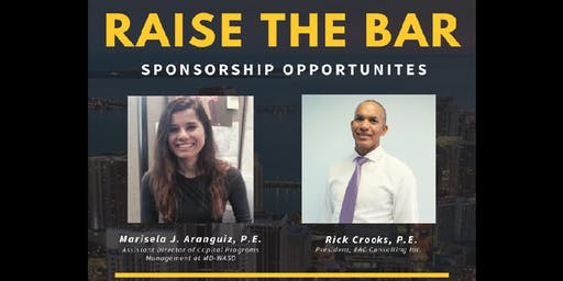 "YMG's Second Annual ""Raise The Bar"" Networking Event"