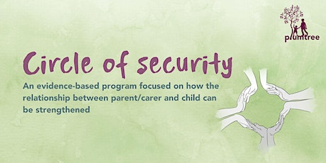 Circle of Security for families of children with disability or developmental delay tickets