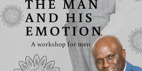 Macho Man Workshop tickets