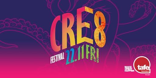 CRE8 Festival