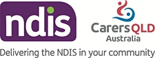 NDIS Partner in the Community Carers Queensland logo