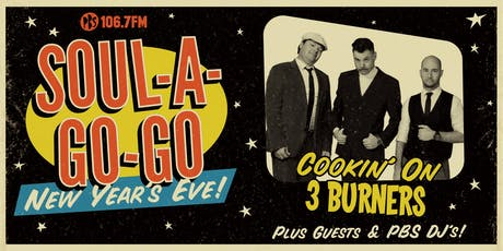 SOUL-A-GO-GO (NYE) tickets