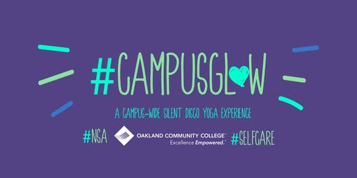 Campus Glow OCC | Silent Disco Yoga at OCC Highland Lakes