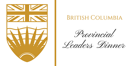 Provincial Leaders Dinner 2020 tickets