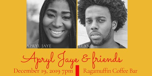 An Intimate Night of Music with Apryl Jaye & Friends