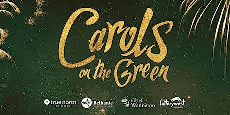 Carols on the Green 2019 tickets