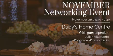 Duby's Home Centre Networking Event - Amherstburg Chamber of Commerce tickets