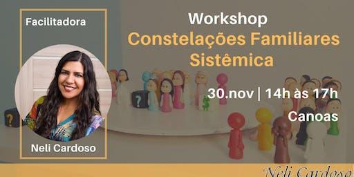 workshop- Constelação Familiar Sistêmica
