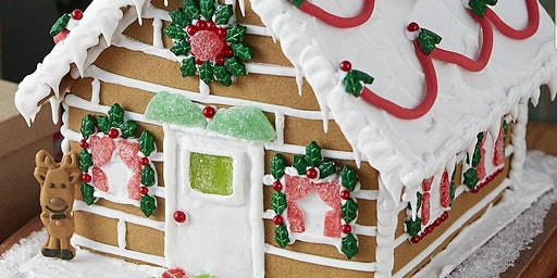 Winter Wonderland - Holiday Cookie Houses! - Tannersville, PA