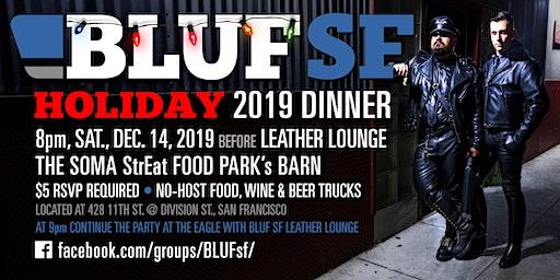 BLUF SF Holiday Dinner 2019