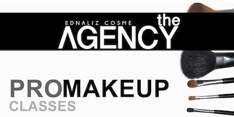 PRO Makeup Classes Tampa | EC The Agency entradas