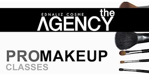 PRO Makeup Classes Tampa | EC The Agency