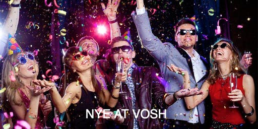 NEW YEAR'S EVE AT VOSH with Reality Tour