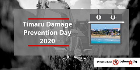 Timaru Damage Prevention Day 2020 tickets