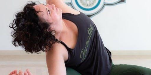 Restorative Flow Yoga with Sarah Jones