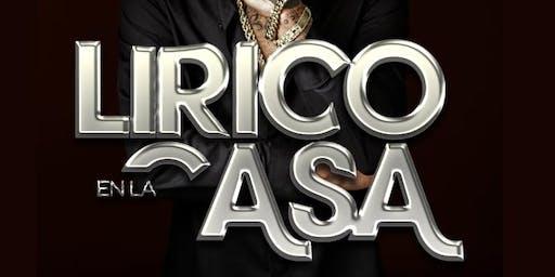 LIRICO EN LA CASA | PERFORMING LIVE | CENTRO WYNWOOD 21+