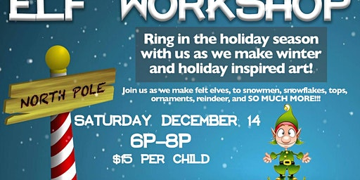 4th Annual Elf Workshop
